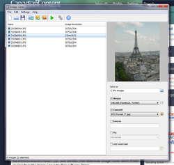 Image Tuner Batch Photo Resizer Screenshot