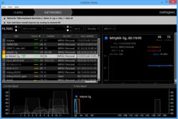 inSSIDer Screenshot