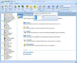 InstallAware Express MSI Installer Screenshot
