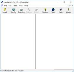 InstallWatch Pro Screenshot