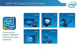 Intel Graphics Media Accelerator Driver Screenshot