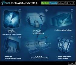 Invisible Secrets Screenshot
