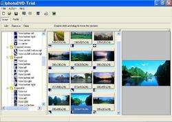 IphotoDVD Screenshot