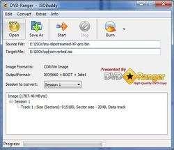 ISOBuddy Screenshot