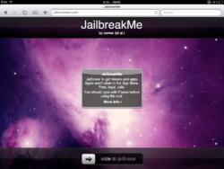 Jailbreak Me Screenshot
