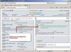 Job Scheduler Screenshot