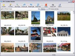 JPEG Lossless Rotator Screenshot