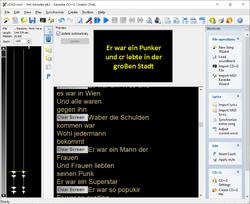 Karaoke CDG Creator Screenshot