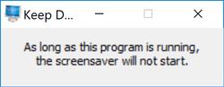 Keep Display On Screenshot
