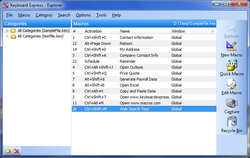 Keyboard Express Screenshot