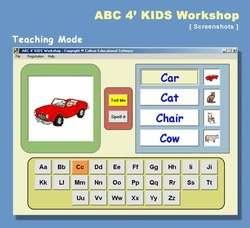 Kids Workshop Screenshot