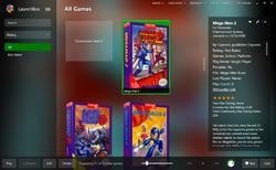 LaunchBox Screenshot