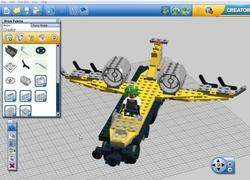LEGO Digital Designer Screenshot