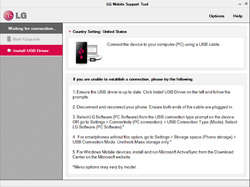 LG Support Tool - Download