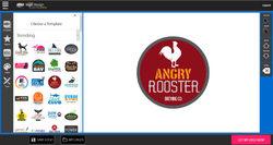 Logo Design Studio Screenshot