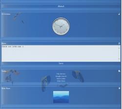 Longhorn SideBar Screenshot
