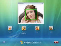 Luxand Blink Screenshot