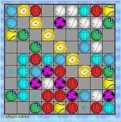 Magic Lines Screenshot