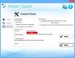 Master Guard Screenshot