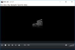 Media Player Classic BE Screenshot