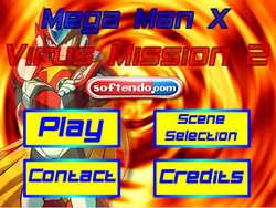 Megaman Virus Mission (Fan Made) Screenshot