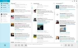 MetroTwit Screenshot