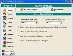 Micro DVD Player Screenshot