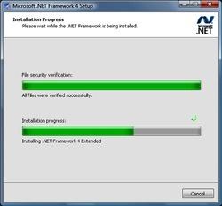 Microsoft Framework 4 Extended Screenshot