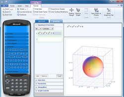 Microsoft Mathematics Screenshot