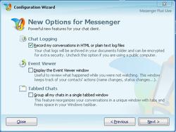 MSNPlus Screenshot