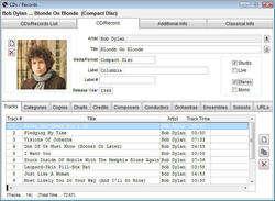 Music Catalogue Master Screenshot