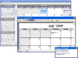 My Schedule Screenshot