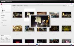Nero Kwik Media Screenshot
