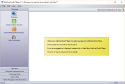 NetScanTools Basic Edition Screenshot