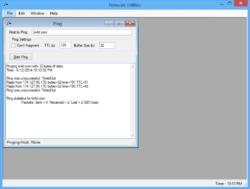 Network Utilities Screenshot