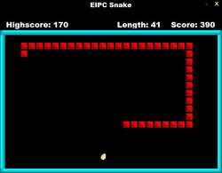Nokia Snake Screenshot