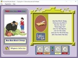 Nursery Rhymes Studio Screenshot