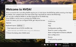NVDA Screenshot