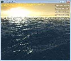 NVIDIA Direct3D SDK Screenshot