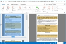 free document scanning software for windows xp