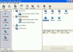 Paragon CD-ROM Emulator Personal Screenshot