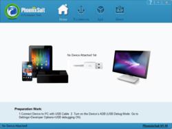 PhoenixSuit Screenshot