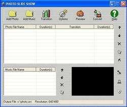 Photo Slide Show Screenshot