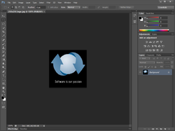 Photoshop CS5 Screenshot