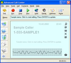 Picture Caller ID Screenshot