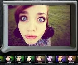 Pixlr o matic Screenshot