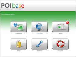 POIbase Screenshot