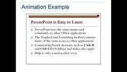 PowerPoint Viewer 2007 Screenshot