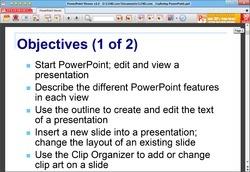 PowerPoint Viewer Screenshot