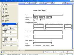 Print2eDoc Screenshot